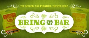 Scentsy Fragrance - Bring Back My Bar