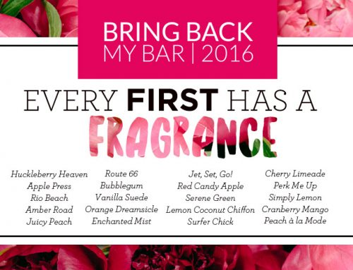 Scentsy Bring Back My Bar – July 2016