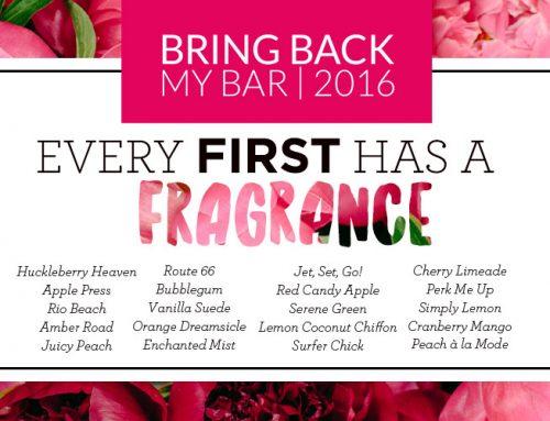 Scentsy Bring Back My Bar – July 2016