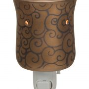 Scentsy Bronze Age Nightlight