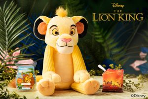Scentsy Simba Buddy from Disney's Lion King