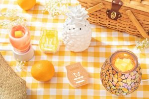 Scentsy Summer Decorating Ideas
