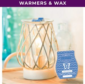 Buy Scentsy Warmers & Wax