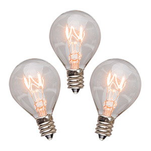 Scentsy 20 watt bulbs 3-pack