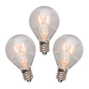 Scentsy 20 watt bulbs 3-pack