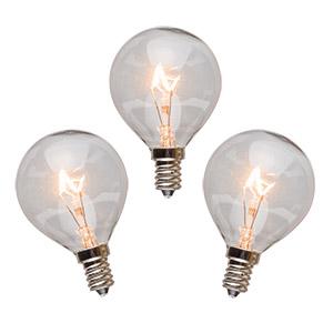 Scentsy 25 watt bulb 3-pack