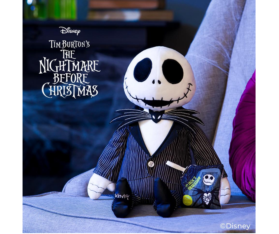 Disney's NBC Jack Skellington Scentsy Buddy