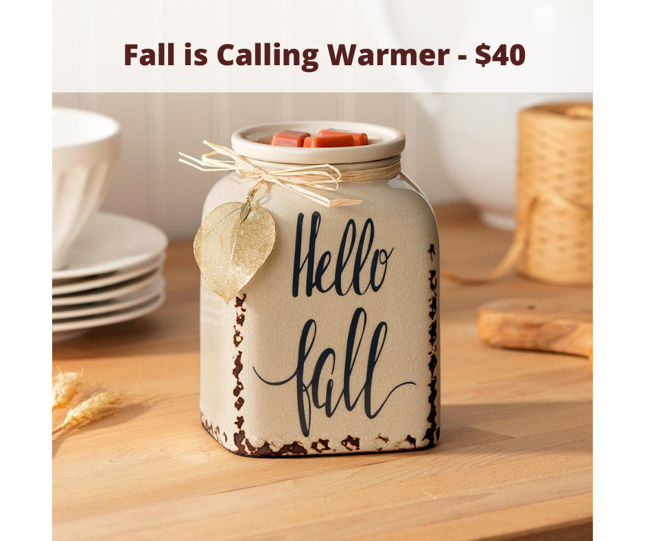 Fall is Calling Scentsy Warmer