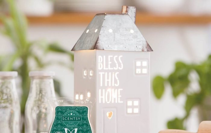 Scentsy Warmer of the Month - Bless this Home