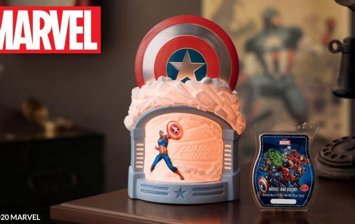 Captain America Marvel Avenger