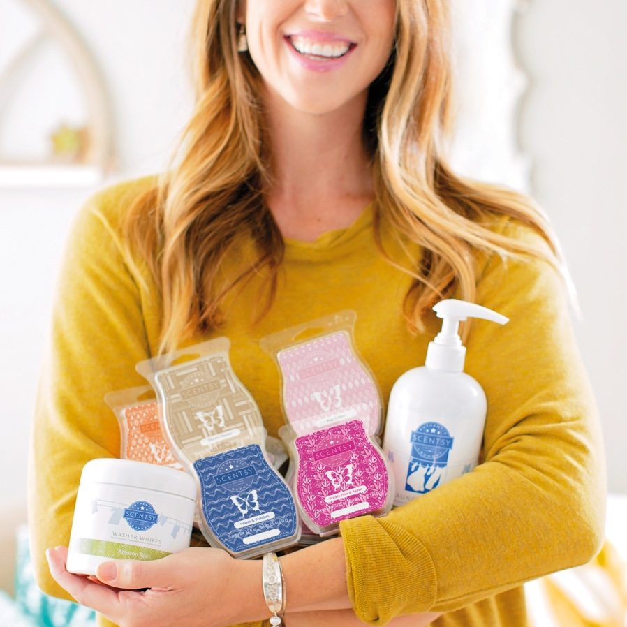 Scentsy Host a Party