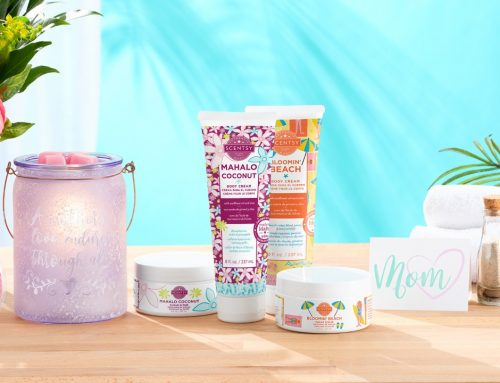 Scentsy Mother's Day Collection 2021