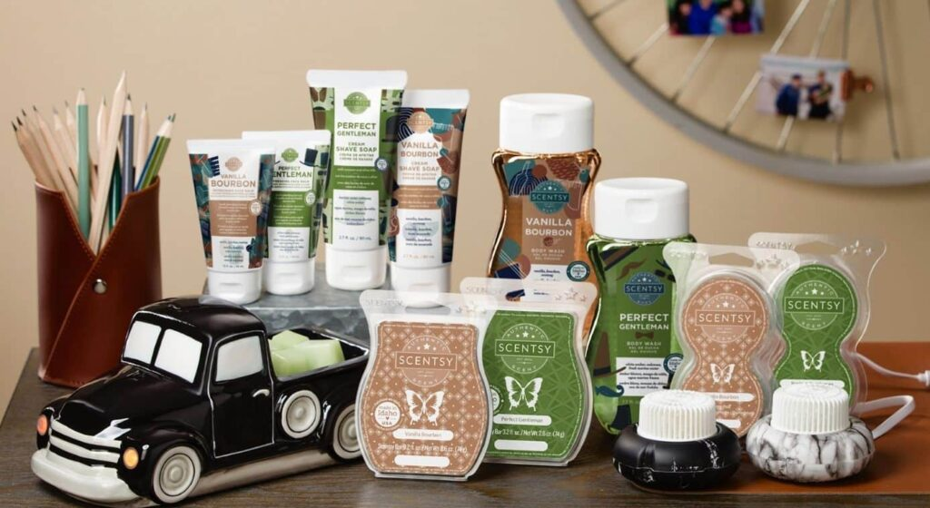 Scentsy Father's Day Collection - Father's Day Gift