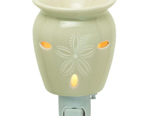 Scentsy Sand Dollar Nightlight